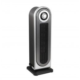 DomoClip Heater DOM356 Ceramic, Number of power levels 2, 2000 W, Black
