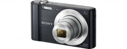 Sony Cyber-shot DSC-W810 Compact camera, 20.1 MP, Optical zoom 6 x, Digital zoom 48 x, Image stabilizer, ISO 800, Display diagon