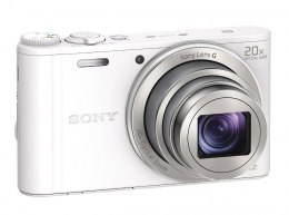 Sony Cyber-shot DSC-WX350 Compact camera, 18.2 MP, Optical zoom 20 x, Digital zoom 40 x, Image stabilizer, ISO 12800, Display di