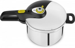 TEFAL Pressure Cooker pot P2530741 6 L, 22 cm, Stainless steel, Stainless steel, Dishwasher proof, Lid included