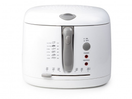 Tristar Deep Fryer 	FR-6904 White, 1600 W, 2.5 L