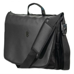 "Dell Alienware 460-BCBW Fits up to size 17 "", Black, Shoulder strap, Messenger - Briefcase"