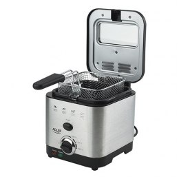 Adler Fryer AD 4911 Stainless steel, 900 W, 1.5 L