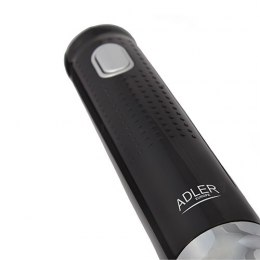 Adler AD 4617 Black, Hand Blender, 300 W, Number of speeds 2, Shaft material Stainless steel,