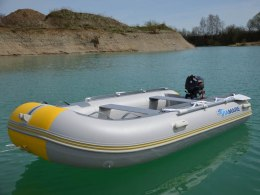 VIAMARE 330 Alu S Boat, max. 640kg, for 4+1 persons