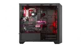 Cooler Master MasterBox Pro 5 RGB Side window, Black, E-ATX, Power supply included No