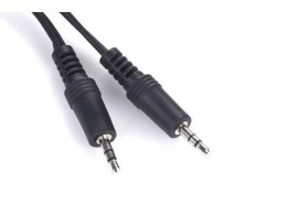 Cablexpert 10m, 3.5mm/3.5mm, M/M 10 m, Black