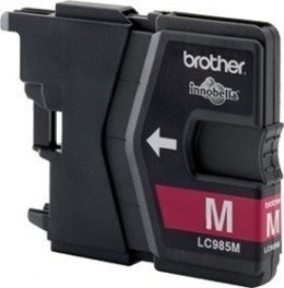 Brother LC985M Ink Cartridge, Magenta