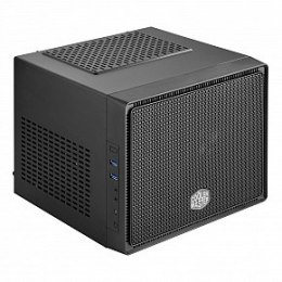 Cooler Master Elite 110 (USB 3.0 X2) Black, ITX, Power supply included No