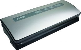 Gorenje Vacuum sealer VS120E Automatic, Grey, 120 W, Including 10 bags