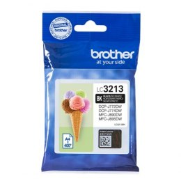 Brother 	LC3213BK Ink Cartridge, Black