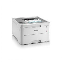 Brother Colour Wireless LED printer HL-L3210CW Colour, Wi-Fi, A4, White