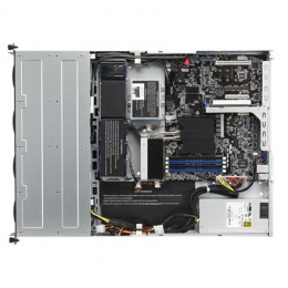 "Asus RS300-E9-PS4 Rack (1U), Intel Xeon Processor E3-1200 Product Family, UDIMM DDR4, 2400 MHz, No RAM, No HDD, Up to 4 x 3.5"","