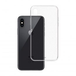 3MK Armor Case Screen protector, Apple, iPhone XS, TPU, Transparent