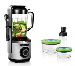 Bosch Blender VitaMaxx is a 2-in-1 MMBV625M 1000 W, Stand blender, Material jar(s) Plastic, 1.5 L, Ice crushing, Stainless steel
