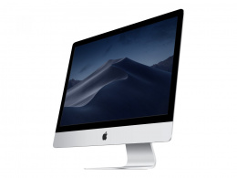 "Apple iMac AIO, AIO, Intel Core i5, 27 "", Internal memory 8 GB, DDR4, 1000 GB, Radeon Pro 575X, Keyboard language Nordic, macOS,"