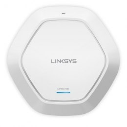 Linksys Dual-Band Cloud Wireless Access Point LAPAC1750C-EU 802.11ac, 10/100/1000 Mbit/s, Ethernet LAN (RJ-45) ports 1, MU-MiMO