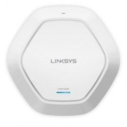 Linksys Dual-Band Cloud Wireless Access Point LAPAC1200C-EU 802.11ac, 10/100/1000 Mbit/s, Ethernet LAN (RJ-45) ports 1, MU-MiMO