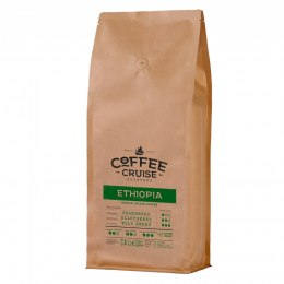 COFFEE CRUISE ETHIOPIA Coffee beans, 1000 g