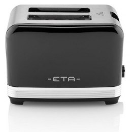 ETA STORIO Toaster ETA916690020 Black, Stainless steel, 930 W, Number of power levels 7,