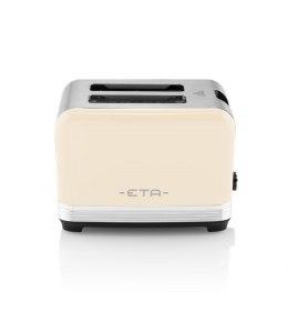 ETA STORIO Toaster ETA916690040 Beige, Stainless steel, 930 W, Number of power levels 7,