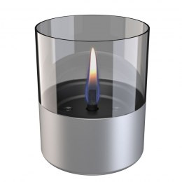 Tenderflame Table burner Lilly 1W Glass Diameter 10 cm, 12 cm, 200 ml, 7 hours, Aluminium