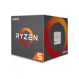 AMD Ryzen 5 2600X, 3.6 GHz, AM4, Processor threads 12, Packing Retail, Cooler included, Processor cores 6, Component for PC