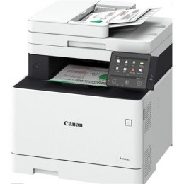 Canon I-SENSYS MF744CDW Colour, Laser, Multifunction, A4, White/ Black