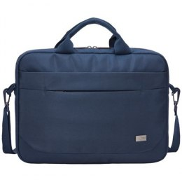 "Case Logic Advantage Fits up to size 14 "", Dark Blue, Shoulder strap, Messenger - Briefcase"