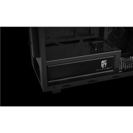 Deepcool MACUBE 550 Side window, Black, ATX, Power supply included No