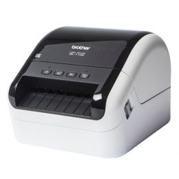 Brother QL1100 Mono, Direct Thermal, Label Printer, Grey/ Black