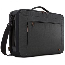 "Case Logic Era Hybrid Briefcase Fits up to size 15.6 "", Black, Messenger - Briefcase/Backpack, Shoulder strap,"