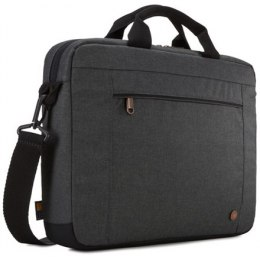 "Case Logic Era Attaché Fits up to size 14 "", Black, Shoulder strap, Messenger - Briefcase"