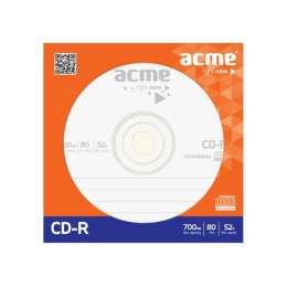 Acme CD-R Paper Envelope 0.7 GB, 52 x
