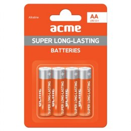 Acme LR6 Alkaline Batteries AA/4pcs