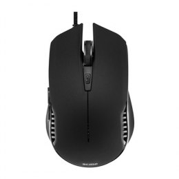 Acme MS12 Ergonomic mouse wired, Optical Mouse