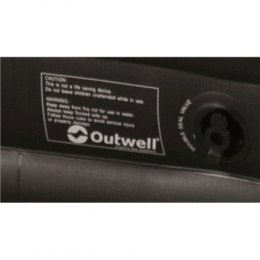Outwell Excellent Single, Flock mattress, with practical carrybag