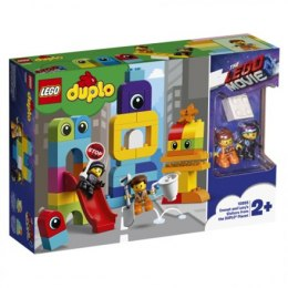 10895 LEGO Duplo LEGO Movie 2 Emmet and Lucy's Visitors from the DUPLO Planet