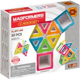 Magformers XL Neon 30 Set