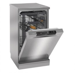 Gorenje Dishwasher GS54110X Free standing, Width 44.8 cm, Number of place settings 10, Number of programs 3, A++, Display, Silve