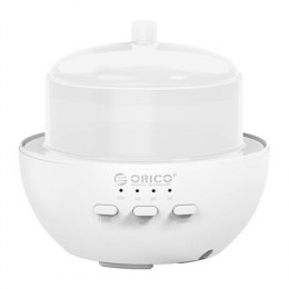 Orico Egg-shaped Humidifier HU3-WH Stand, 10 W, Water tank capacity 0.4 L, Suitable for rooms up to 30 m², White