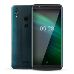 "Allview A10 Max Gradient Turquoise, 5.99 "", IPS LCD, 480 x 960, Cortex-A7 Quad-core, Internal RAM 1 GB, 8 GB, Micro SD, Dual SIM"