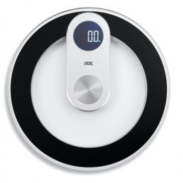 ADE Scales Iris BE1700 Personal, Maximum weight (capacity) 180 kg, Accuracy 100 g, Black/Silver