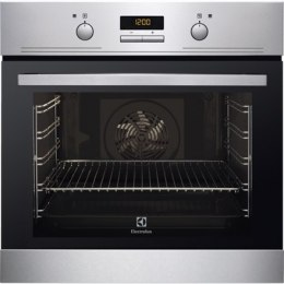Electrolux Oven EOB3311AOX 74 L, Multifunctional, Easy to clean, Retractable knobs, Height 59.4 cm, Width 59.4 cm, Stainess stee