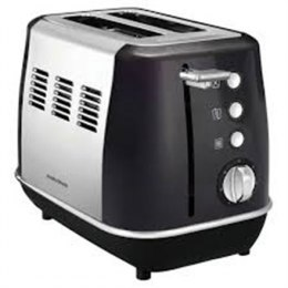 Morphy richards Evoke Toaster 224405 Power 850 W, Number of slots 2, Housing material Stainless steel, Black with stainless stee