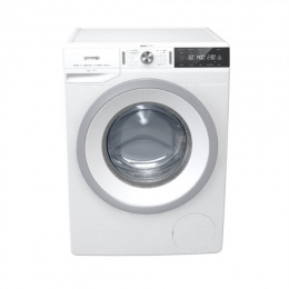 Gorenje Washing mashine WA844 Front loading, Washing capacity 8 kg, 1400 RPM, A+++, Depth 54.5 cm, Width 60 cm, White, LED, Dis