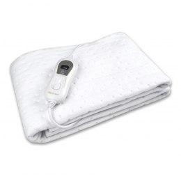 Medisana Heated Underblanket HU 665 Number of heating levels 3, Number of persons 1, Washable, Oeko-Tex standard 100, 60 W, Whit