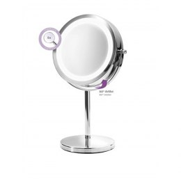 Medisana High-quality chrome finish, CM 840 2-in-1 Cosmetics Mirror, 13 cm