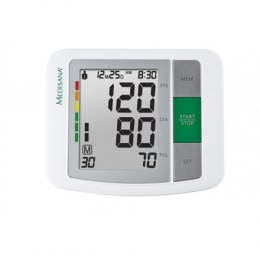 Medisana Wrist Blood pressure monitor BU 510 Memory function, Number of users Multiple user(s), Memory capacity 90 memory slots