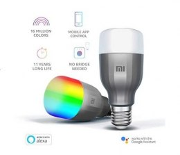 Xiaomi GPX4025GL Smart Bulb 2-Pack White and Color